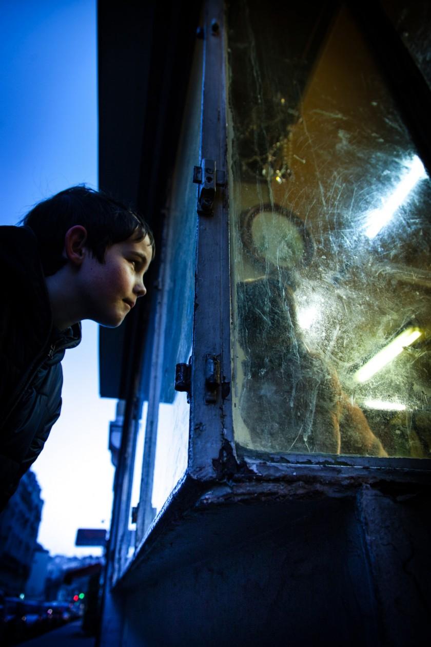 2013-02 La vitrine de l'antiquaire