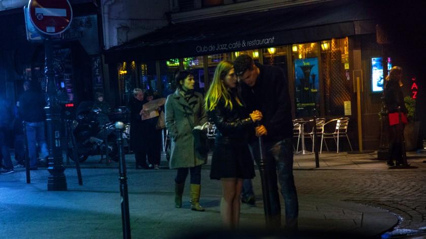 2013_05 Paris Street Nuit