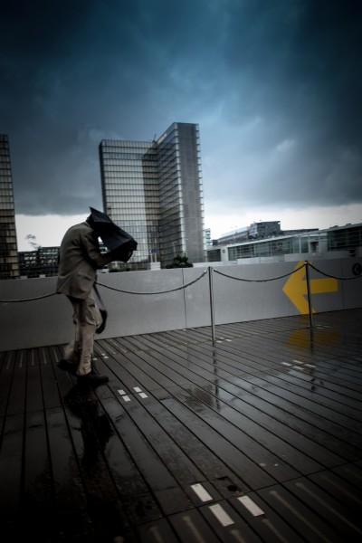 le nouveau rythme de l'éte : Pluie - soleil - orage