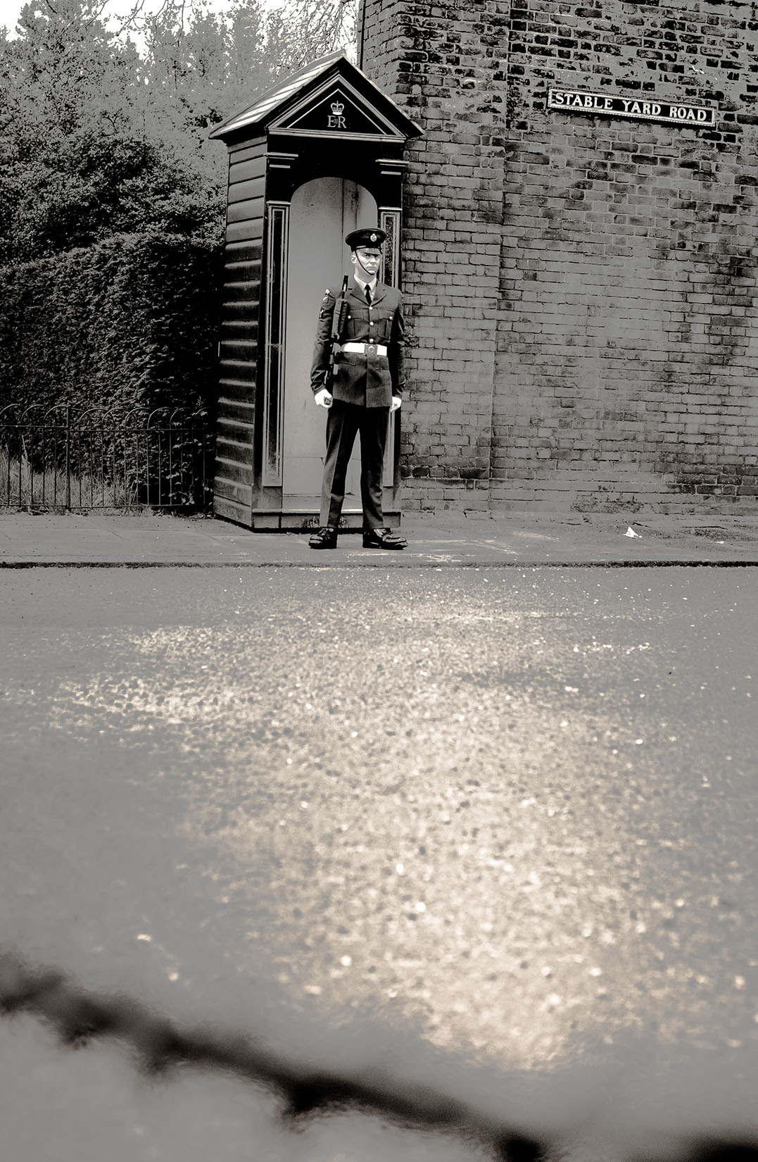 London street, may 2014
