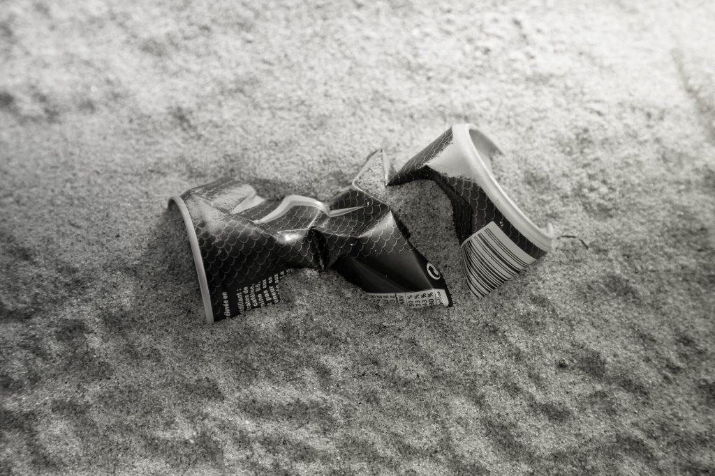 Cap-Ferret Objets sur la plage
