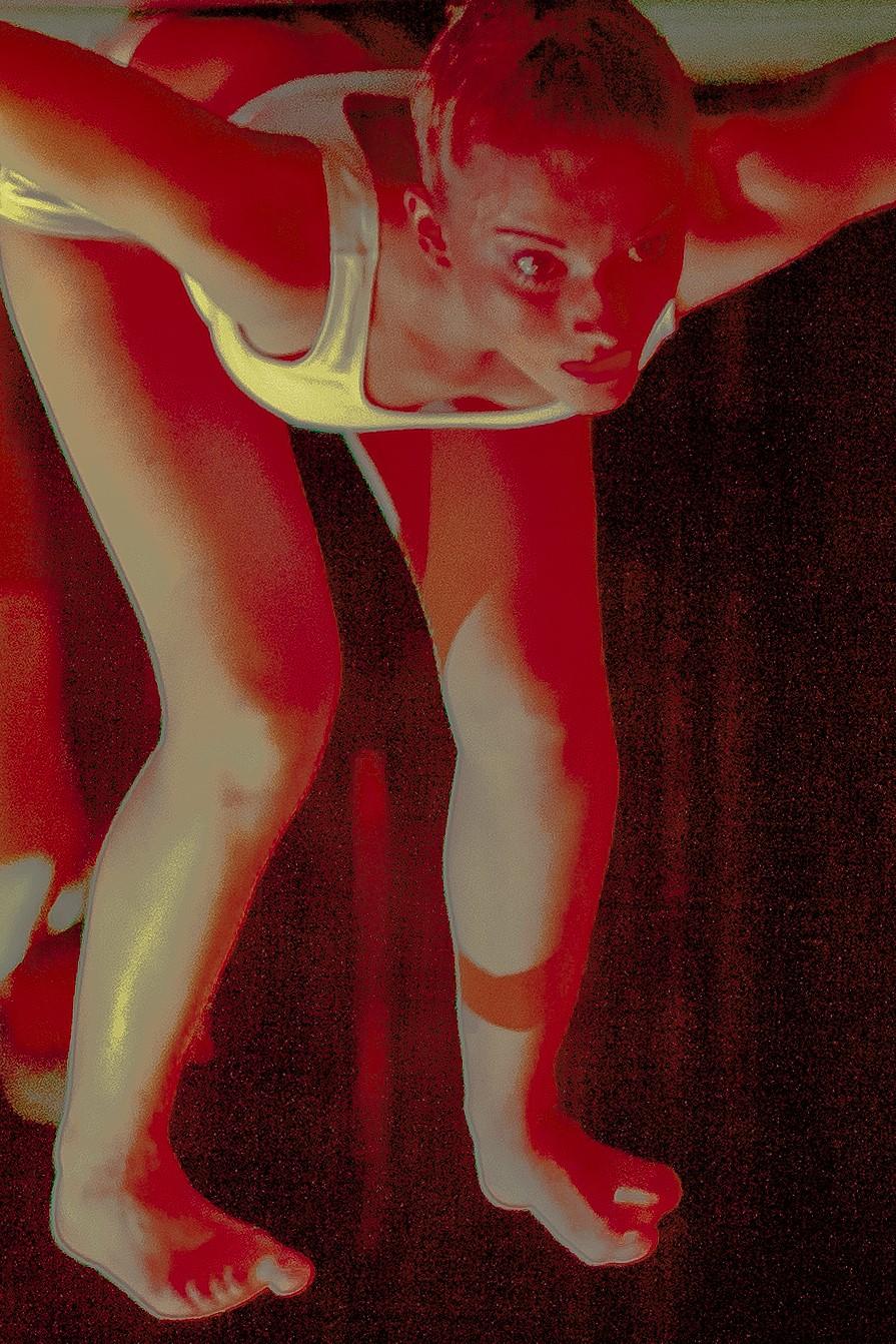 Spectacle de danse contemporaine et Jazz - CRR PARIS - JEUDI 8 MAI 2014