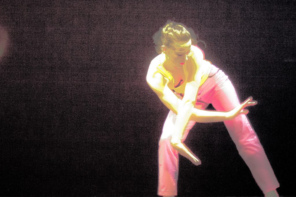 Spectacle de danse contemporaine et Jazz - CRR PARIS - JEUDI 8 MAI 2014